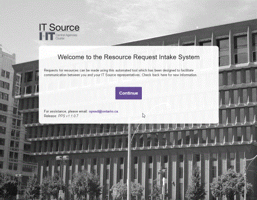 IT Source People Placement Service Online Tool