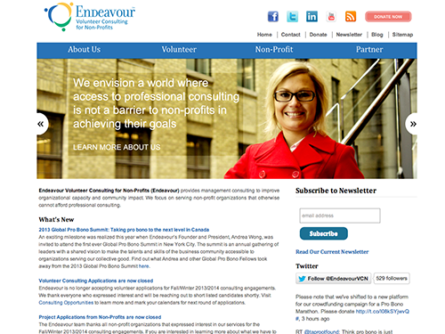 Endeavour Consulting
